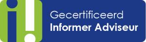 Gecertificeerd-Informer-Adviseur